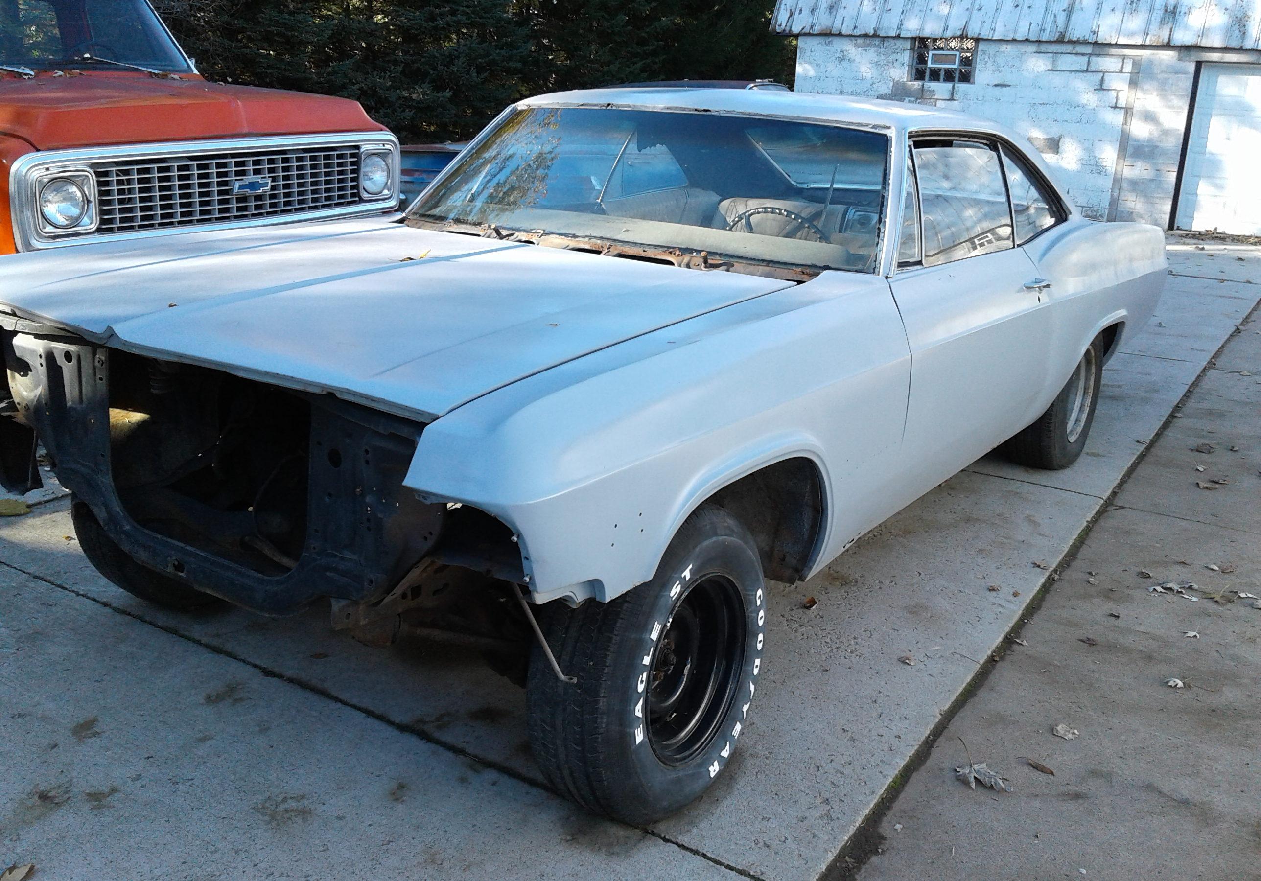 1965 Impala 2 Door Sport Coupe